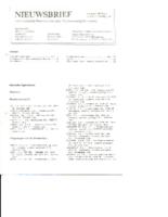 1981-09-Nieuwsbrief