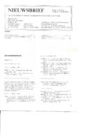 1985-01-Nieuwsbrief