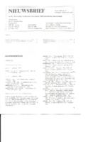 1985-03-Nieuwsbrief