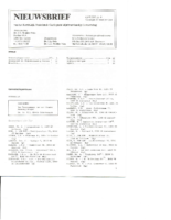 1985-04-Nieuwsbrief