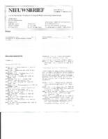 1985-05-Nieuwsbrief