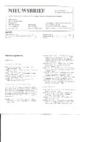 1986-01-Nieuwsbrief