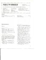 1987-06-Nieuwsbrief