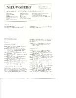 1988-07-Nieuwsbrief