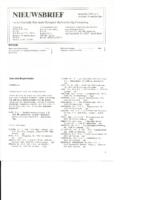 1988-08-Nieuwsbrief
