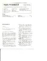 1988-10-Nieuwsbrief