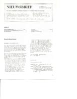 1989-05-Nieuwsbrief