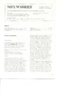 1989-08-Nieuwsbrief