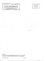 1991-03-Nieuwsbrief
