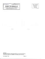 1991-06-Nieuwsbrief
