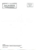 1991-07-Nieuwsbrief