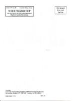 1991-08-Nieuwsbrief