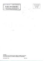 1991-10-Nieuwsbrief