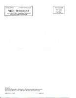 1992-01-Nieuwsbrief