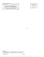 1992-04-Nieuwsbrief