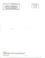 1992-08-Nieuwsbrief