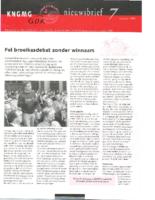1995-07-Nieuwsbrief