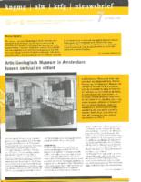 2001-07-Nieuwsbrief