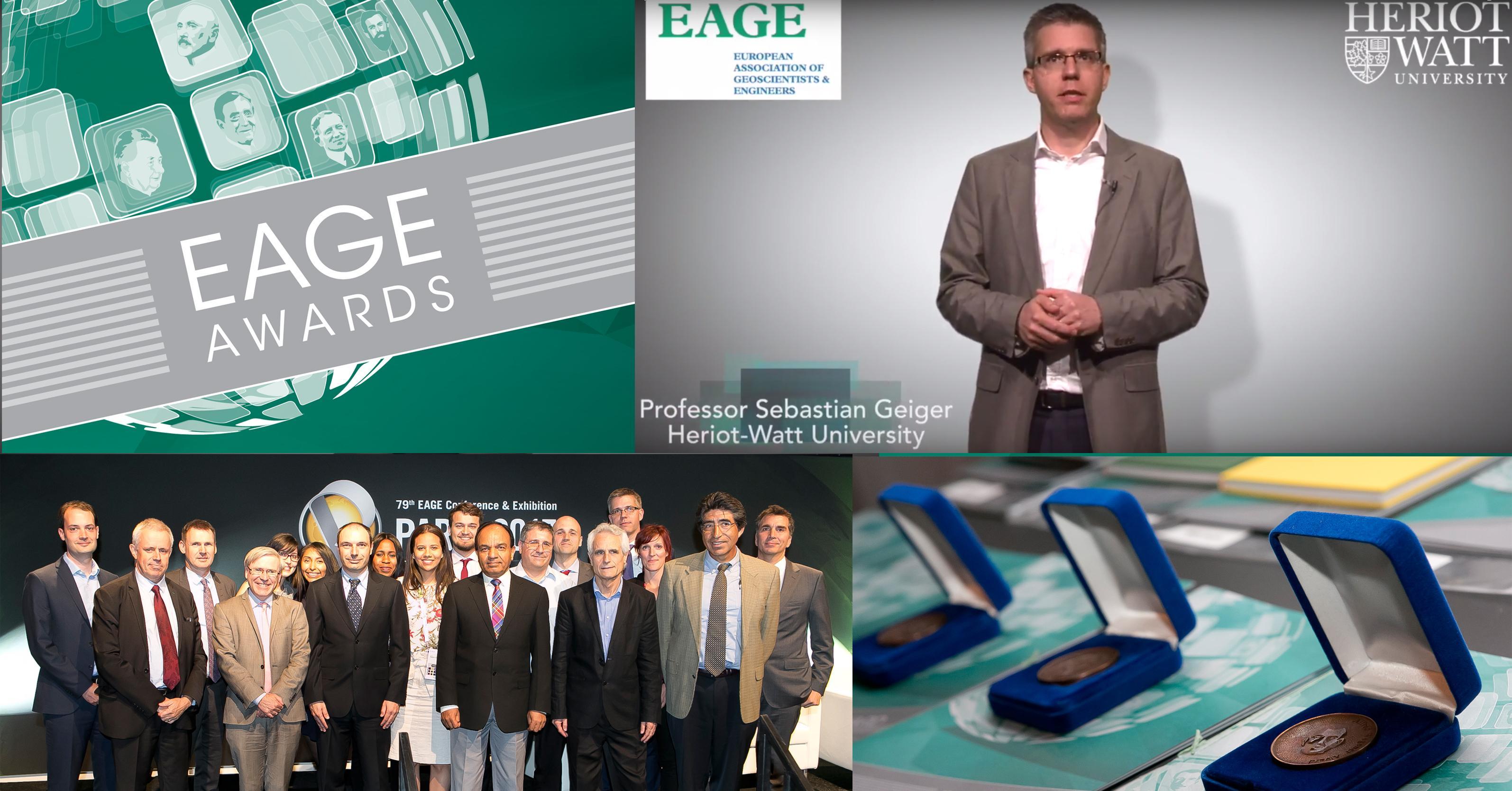 EAGE Awards 2018