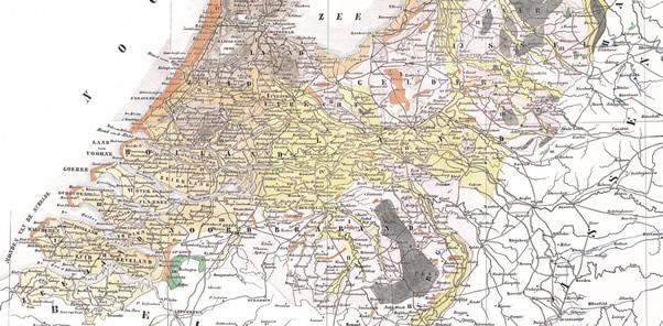 Staringlezing en 100 jaar geologie in kaart – 5 oktober 2018