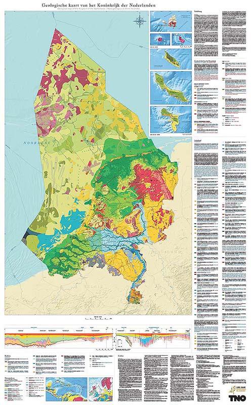 Verslag 100 jaar geologie in kaart inclusief video