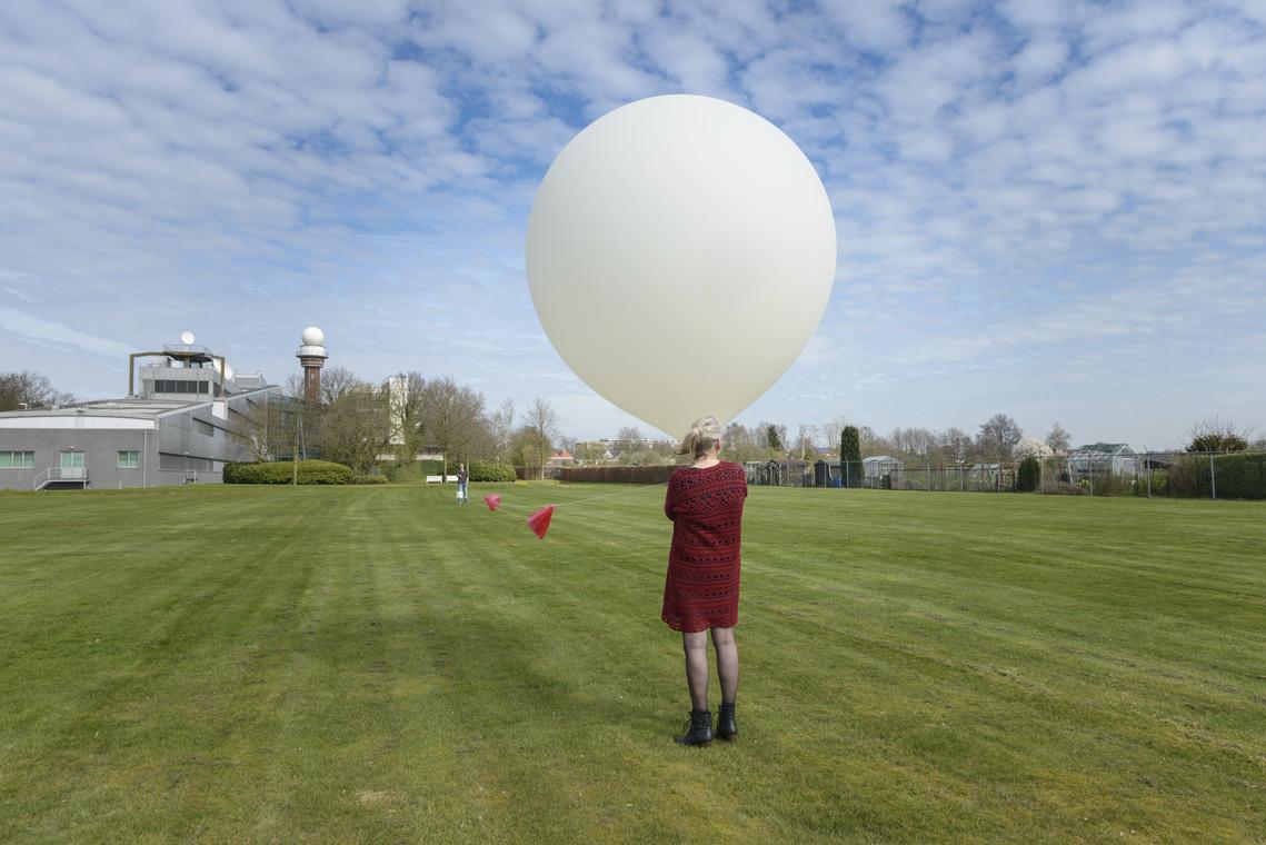 In Het Nieuws Knmi Laat Meer Weerballonnen Op Kngmg