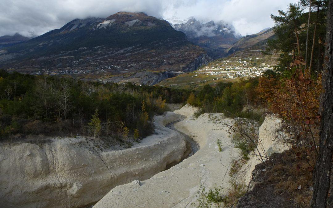Geo.Brief uitgelicht: Puinstromen in de Illgraben – Jelgersmaprijs gewonnen door Eise Nota